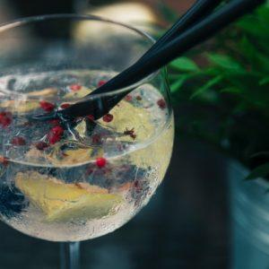 Gin (1 Oz.)